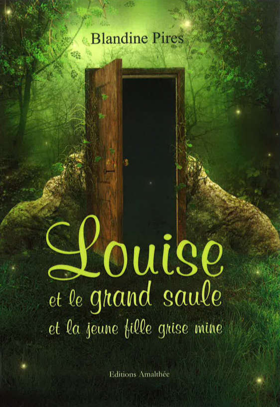 couverture de Louise et le grand saule