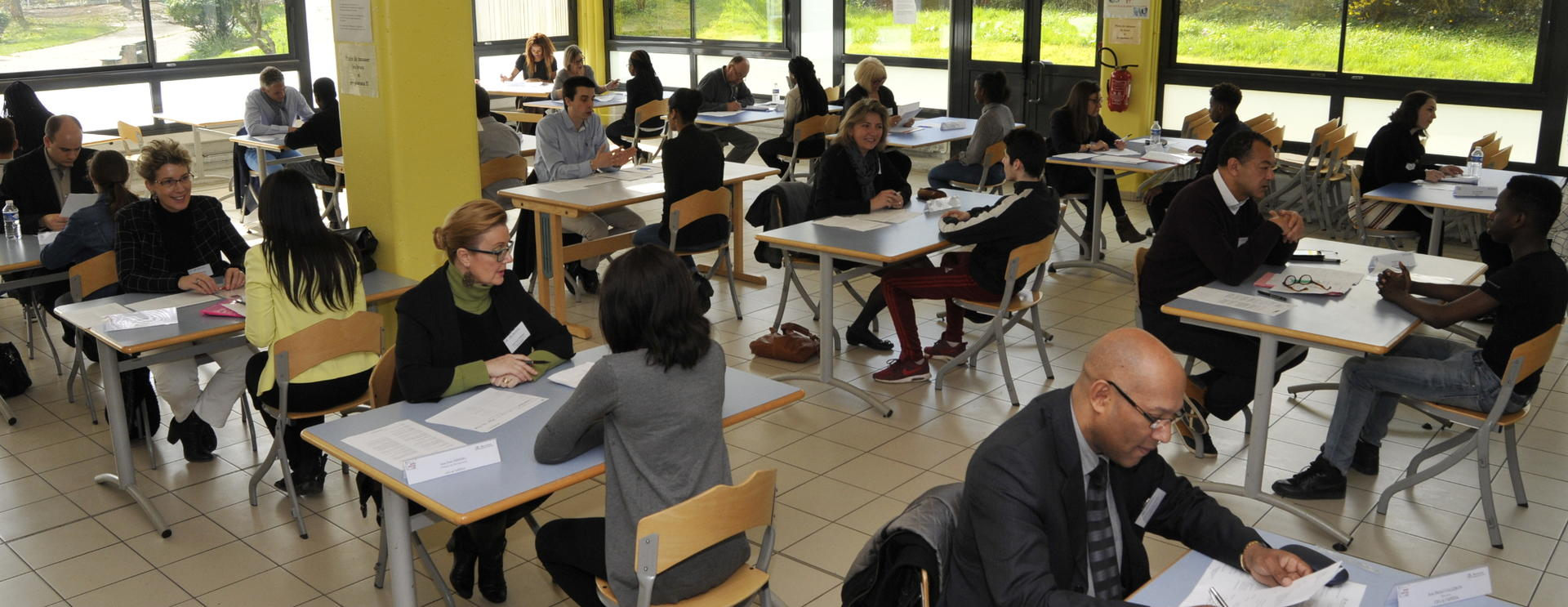 Speed dating dans le val doise